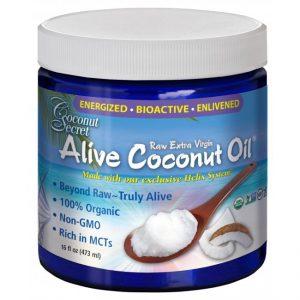 CoconutSecretAliveCoconutOil