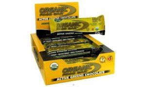 Organic Food Bar - Active Greens