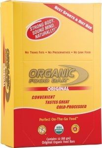 Organic Food Bar - Original