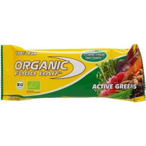 Organice Food Bar - Active Greens